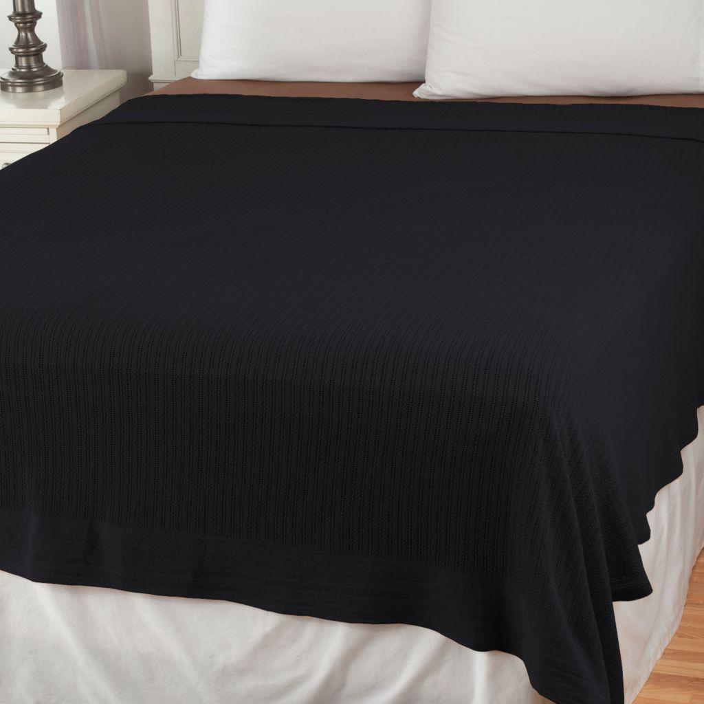 439-974 - Cozelle® Cotton Woven Blanket