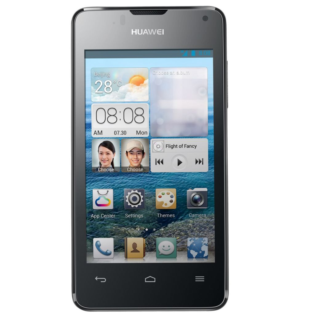 "440-117 - HUAWEI Ascend 4"" Screen Unlocked GSM Android™ Smartphone"