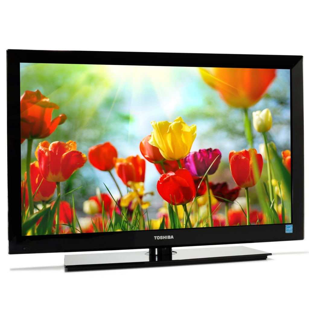 "440-278 - Toshiba Ultra-Slim 32"" 720p Smart LED HDTV w/ Built-in Wi-Fi"