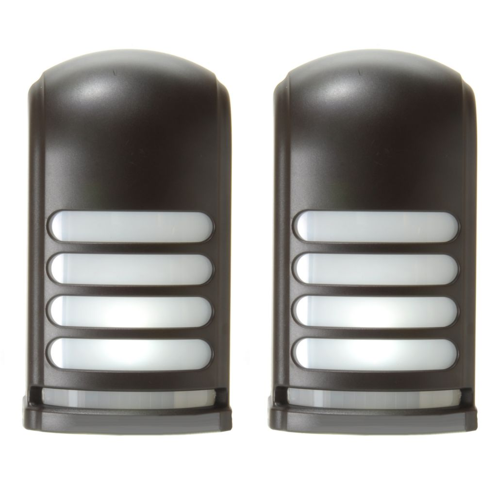440-284 - Xodus Set of Two Motion Sensor LED Lights