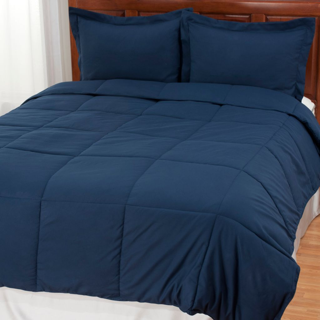 440-466 - Cozelle® Microfiber Five-Piece Comforter Set