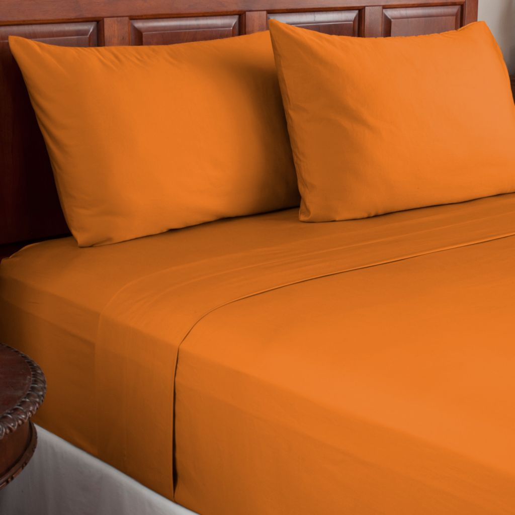 440-480 - North Shore Linens™ 800TC Egyptian Cotton SureSoft™ Four-Piece Sheet Set