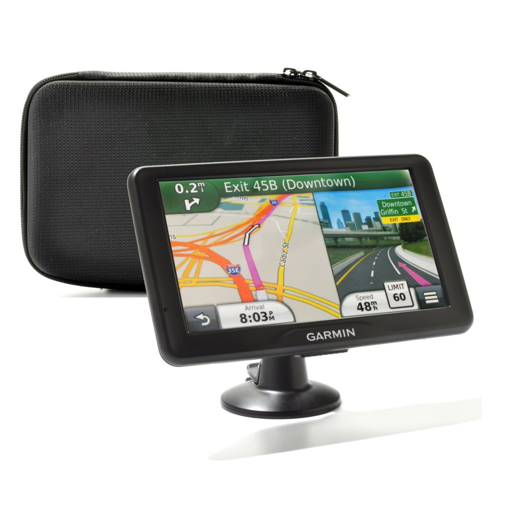 "440-496 - Garmin nüvi 2797LMT 7"" GPS w/ Lifetime Maps & Traffic, Bluetooth® & Case"