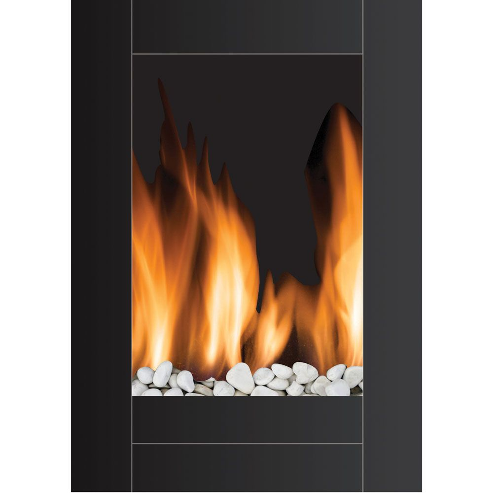 440-507 - Frigidaire Monaco Vertical Wall Hanging LED Fireplace