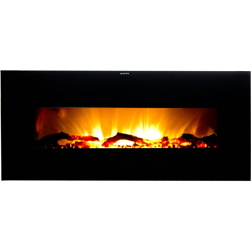 440-511 - Frigidaire Valencia Wide Screen Wall Hanging Electric Fireplace