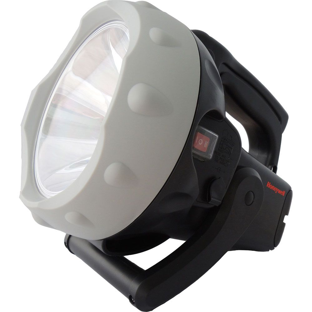 440-523 - Honeywell™ Ultra Bright Rechargeable LED Spotlight