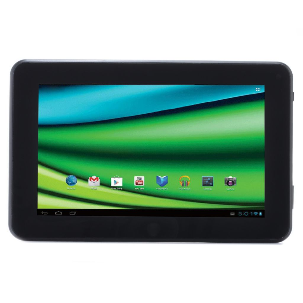 "440-598 - Ematic 7"" LCD Google Certified Android™ 4.1 4GB Storage Wi-Fi Tablet"