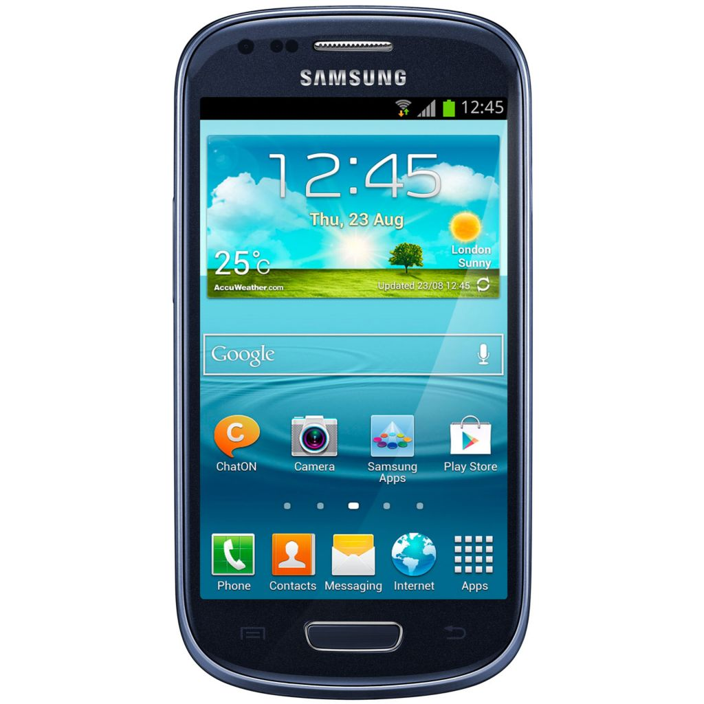 440-611 - Samsung Galaxy S3 Mini 8GB Unlocked GSM Android® Smartphone