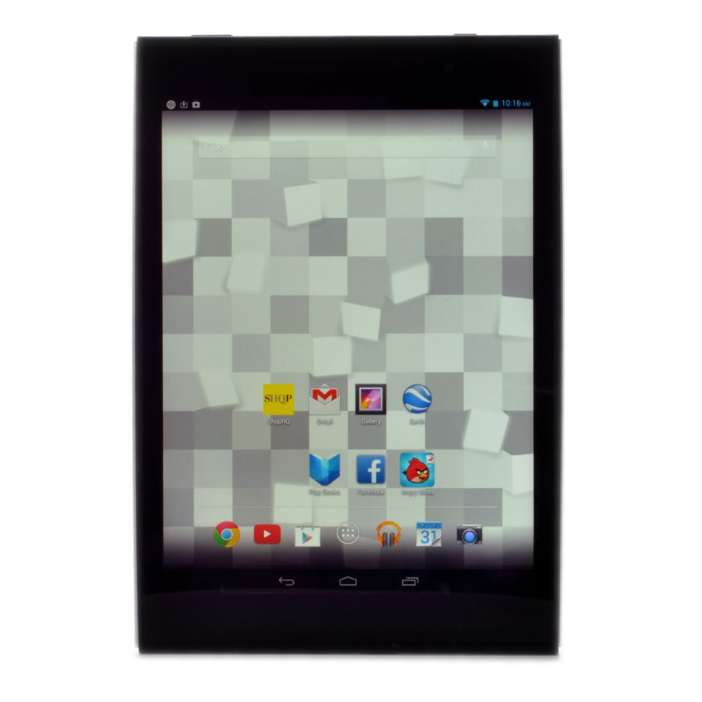 "440-640 - LePan Mini 8"" LCD Google Certified Android™ 4.2 8GB Quad-Core Tablet w/ Wi-Fi"
