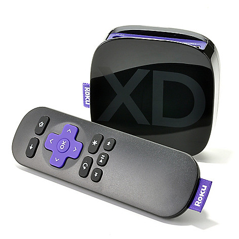 440-707 - Roku 2 XD Wireless Streaming Digital Media Player w/ HDMI Cable