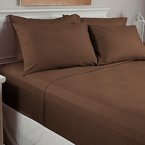440-799 - Cozelle® Microfiber Six-Piece Sheet Set