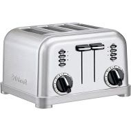 440-824 - Cuisinart® Four-Slice Stainless Steel Metal Classic Toaster