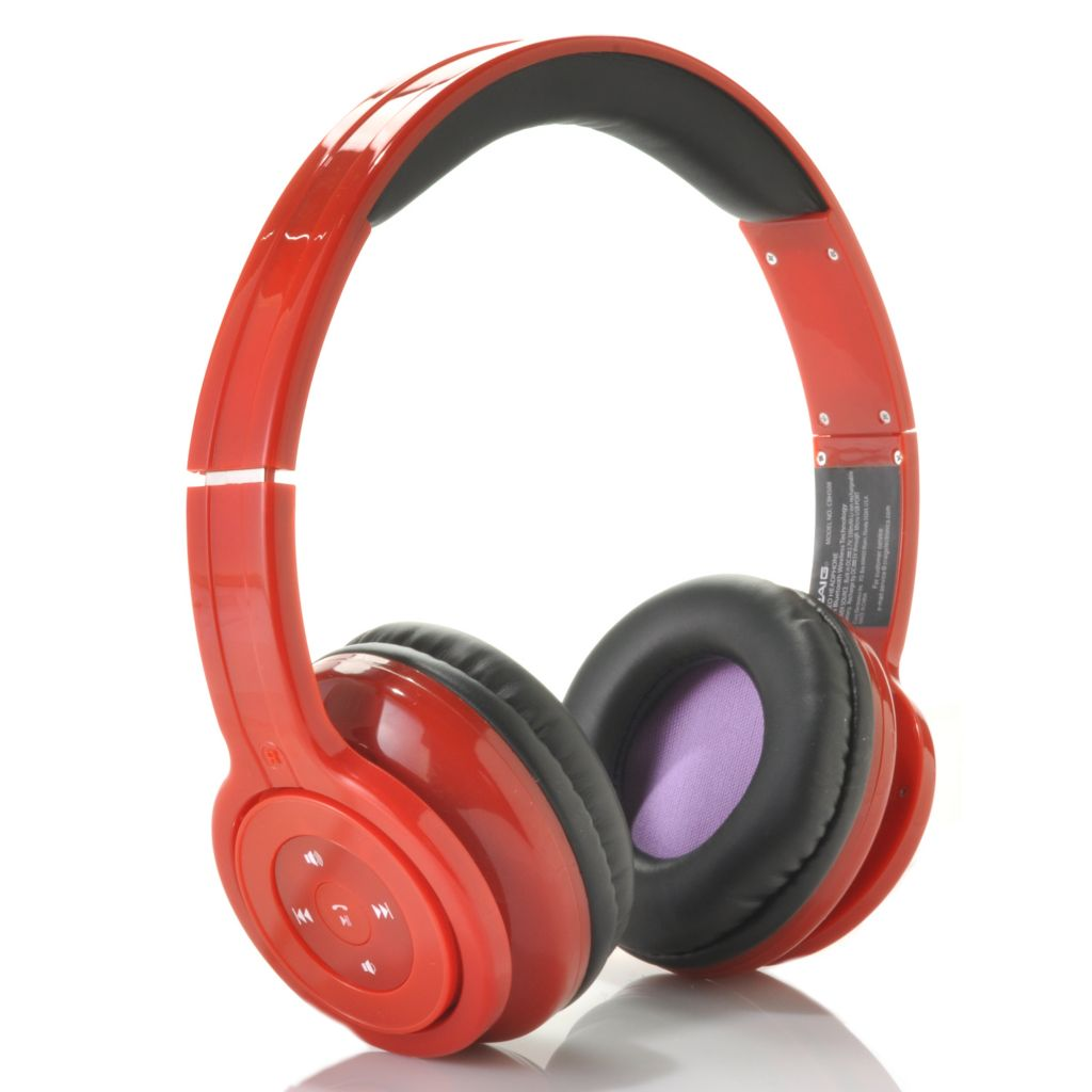 440-891 - Bluetooth® Stereo Headset w/ USB Cable