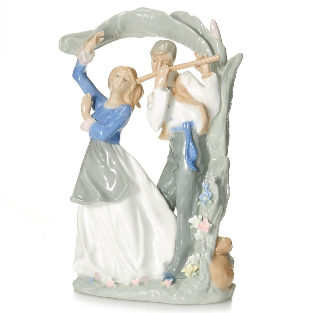 "440-942 -  Sorelle® ""Love Notes"" Limited Edition 12.5"" Porcelain Figurine"