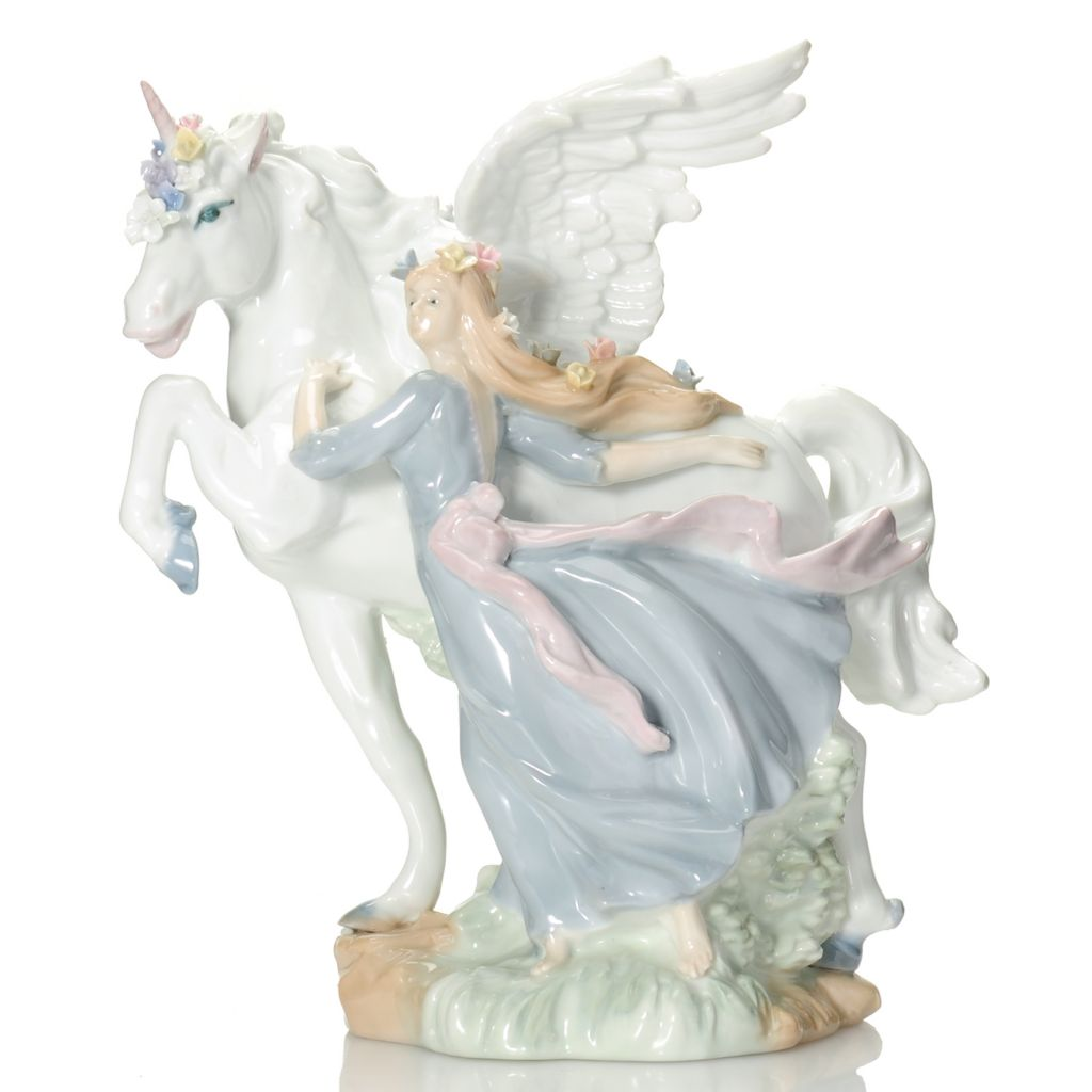 "440-948 - Sorelle® ""Midsummer Nights Dream"" Limited Edition 10.5"" Porcelain Figurine"