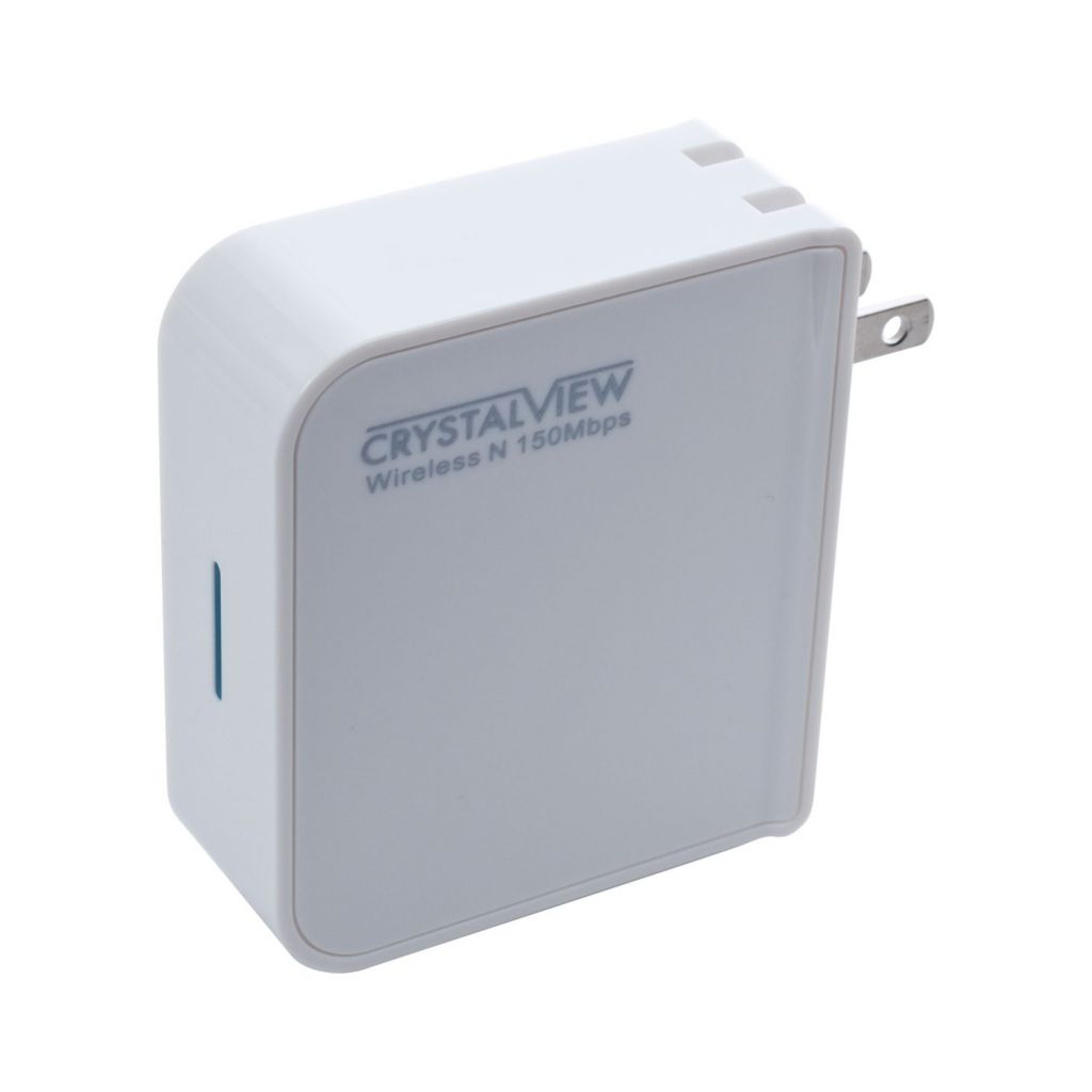 441-037 - Northwest™ Instant Wireless Travel Wi-Fi Router & Repeater