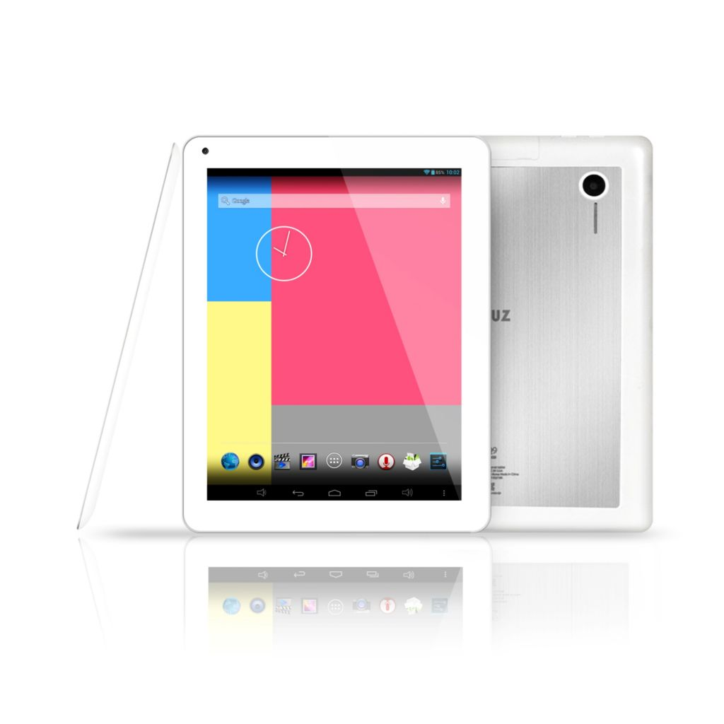 "441-062 - IMUZ 9.75"" HD IPS LCD Android 4.2 1.6GHz Quad Core 2GB RAM 16GB Wi-Fi Tablet"