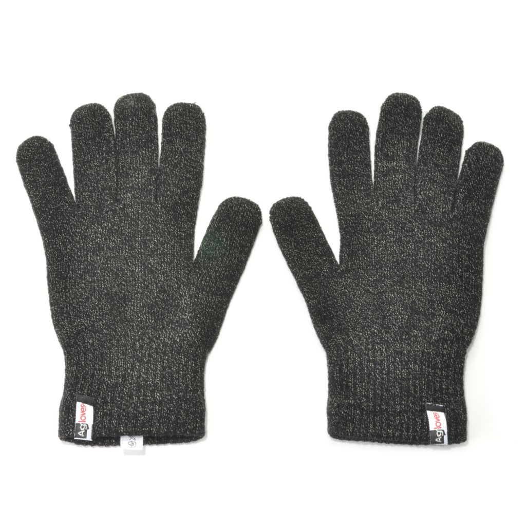 441-101 - A-Gloves Stretch Knit Touch Screen Compatible Winter Gloves