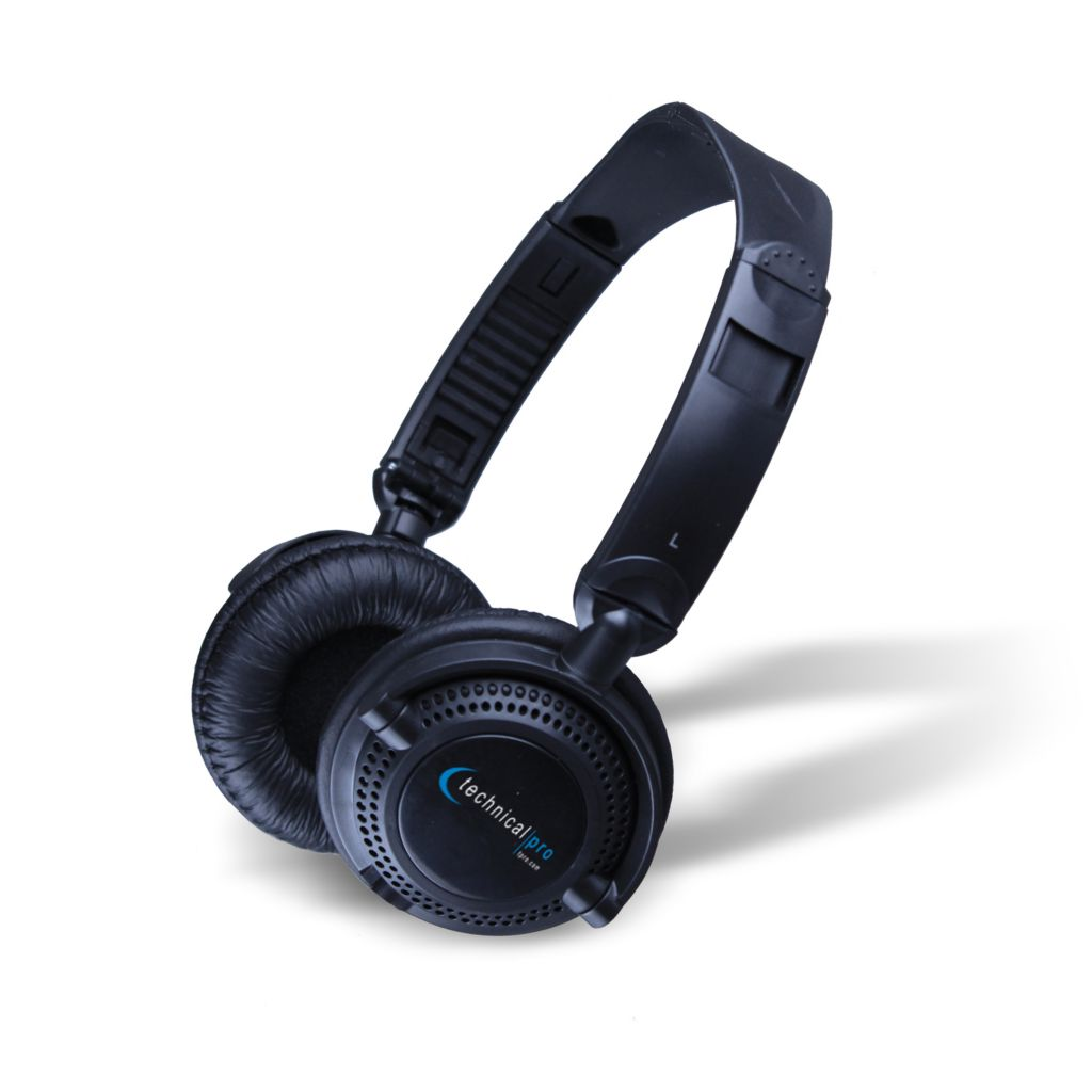 441-103 - Technical Pro Professional On-Ear Headphones