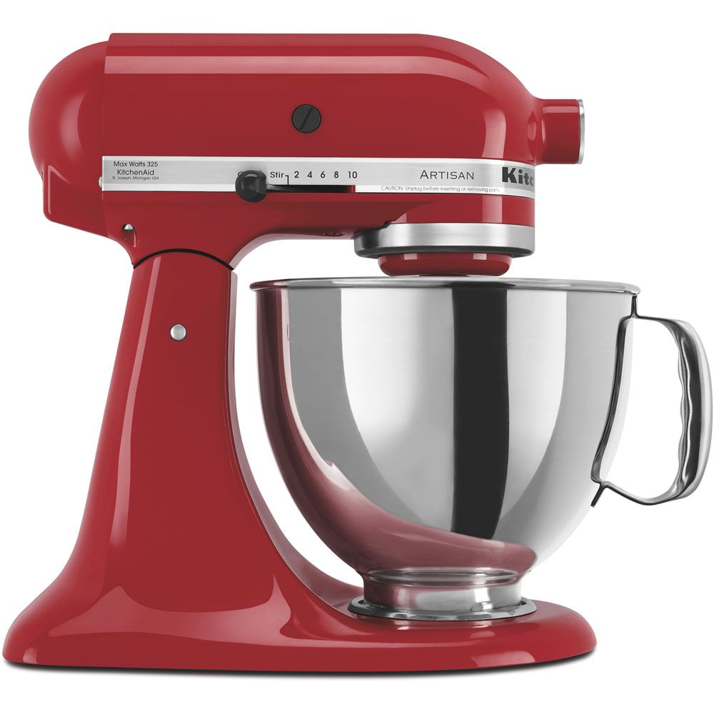 441-202 - KitchenAid Artisan Series 325-Watt Tilt-Head Stand Mixer w/ $50 Mail-in Rebate