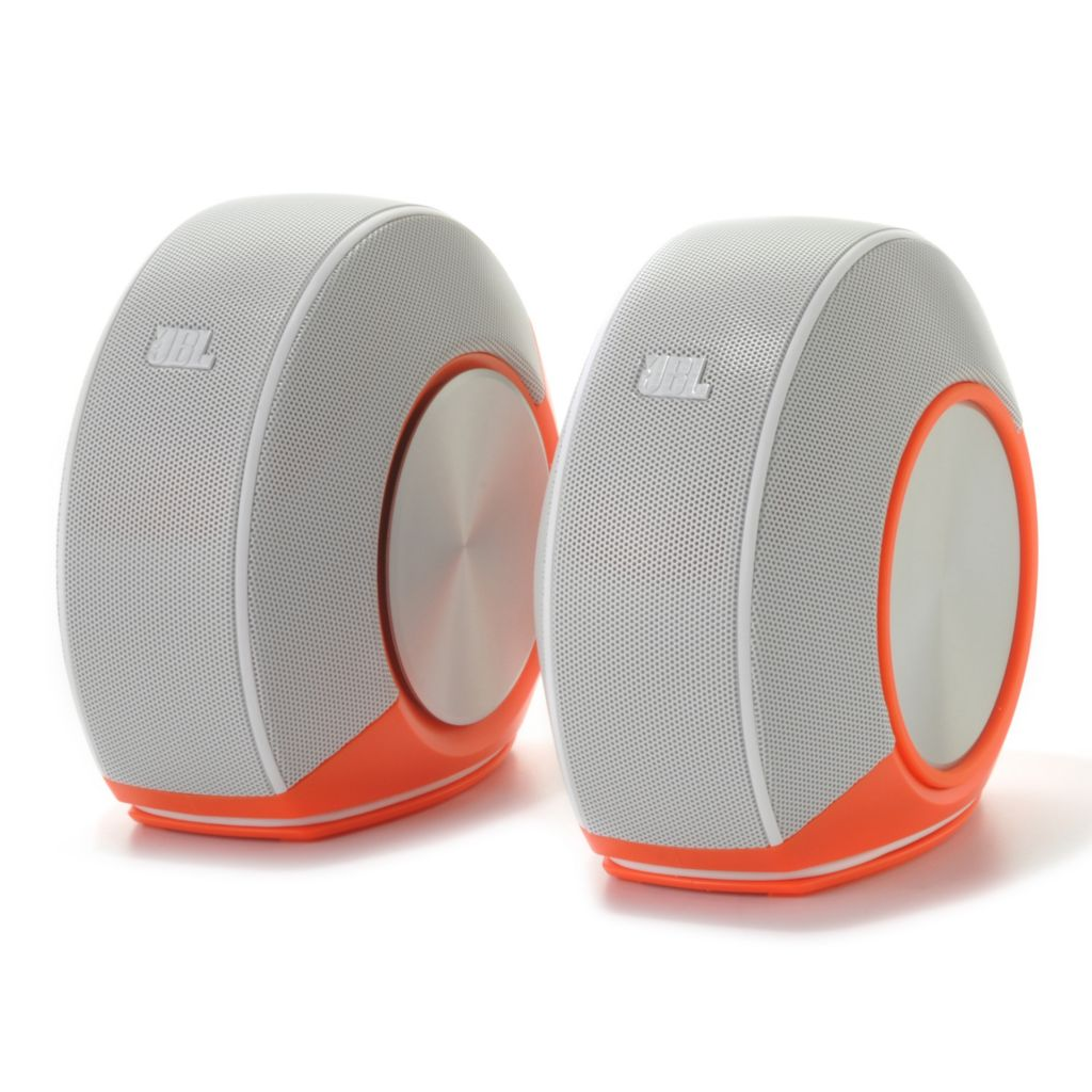 441-248 - JBL by Harman Pebbles Plug & Play Stereo Computer Speakers