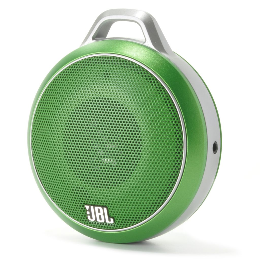 441-253 - JBL by Harman Micro Wireless Rechargeable Portable Bluetooth® Speaker