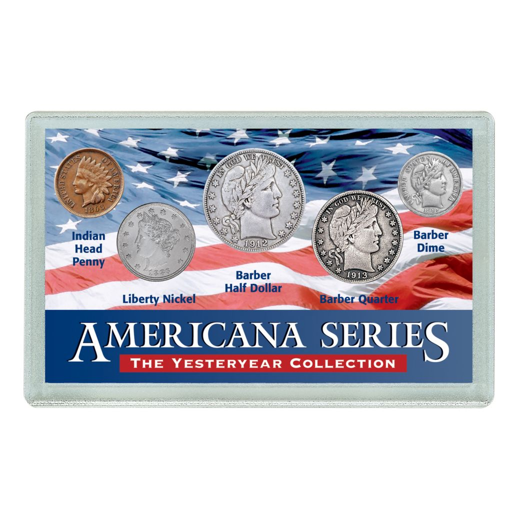 441-338 - Americana Coin Collections