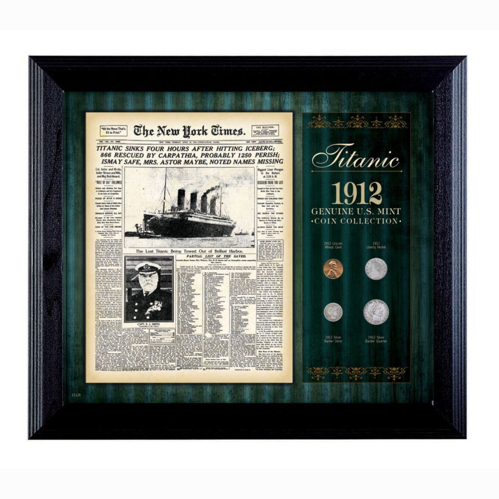 441-348 - New York Times Coin, Stamp & Newspaper Collections