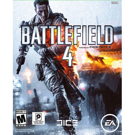 441-432 - Battlefield 4 Video Game