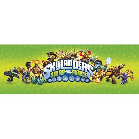 441-504 - Skylanders Swap Force Starter Pack