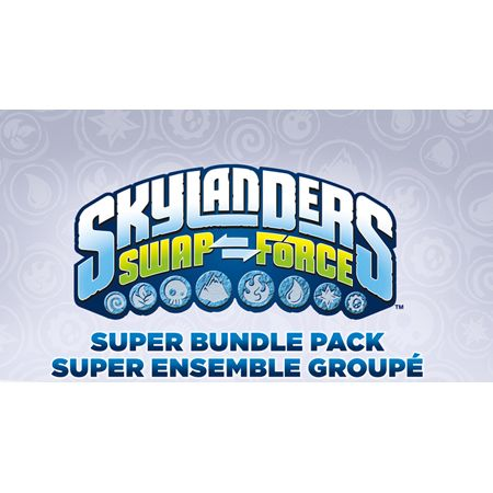 441-505 - Skylanders Swap Force Super Pack