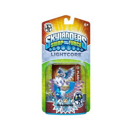 441-507 - Skylanders Swap Force Lightcore Characters