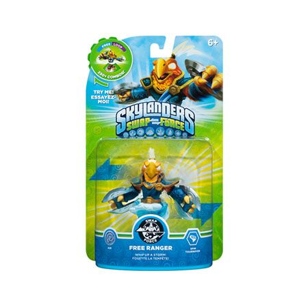 441-508 - Skylanders SWAP Force Characters