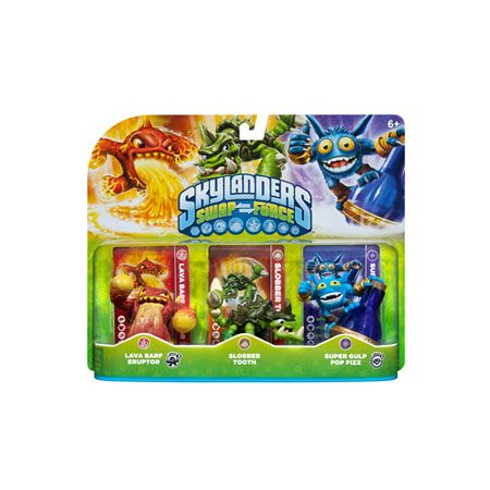 441-509 - Skylanders Swap Force Triple Pack