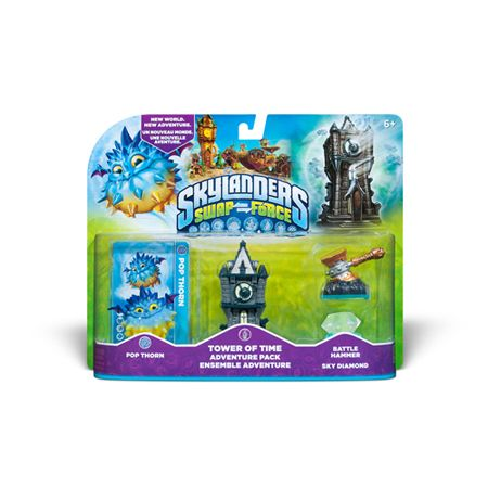 441-510 - Skylanders Swap Force Adventure Pack-Tower of Time