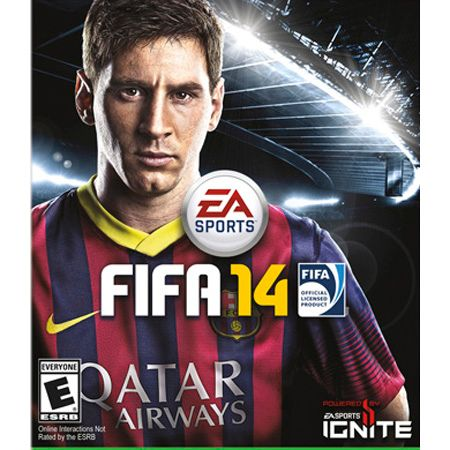 441-525 - FIFA Soccer 14 Video Game