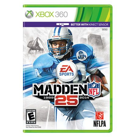 441-527 - Madden NFL 25 Football Video Game