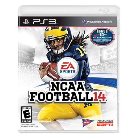 441-531 - NCAA Football 14 Video Game