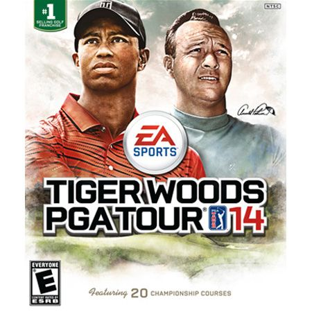 441-533 - Tiger Woods PGA Tour 14 Video Game
