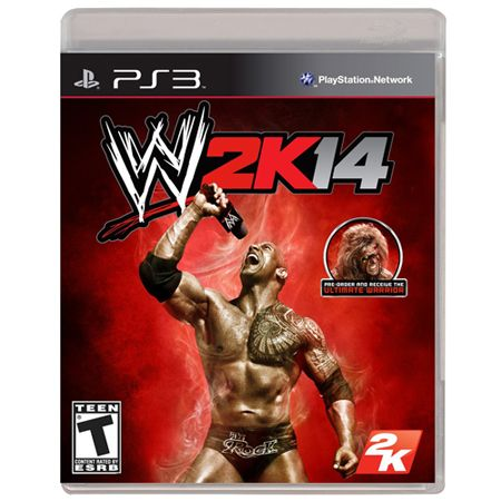 441-535 - WWE 2K14 Video Game