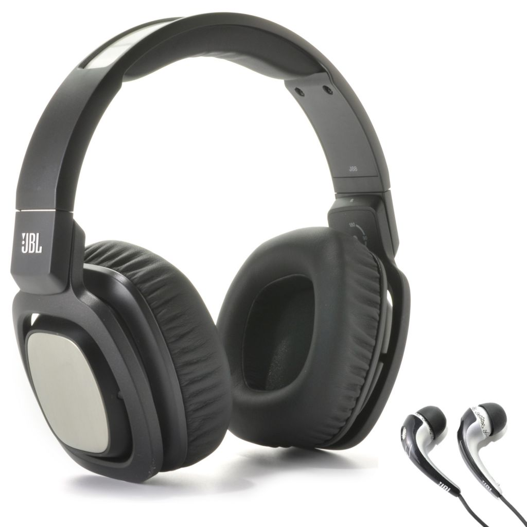 441-540 - JBL by Harman Over-Ear Headphones & Tim McGraw In-Ear Headphones