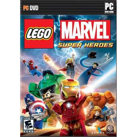 441-628 - LEGO: Marvel Super Heroes Video Game
