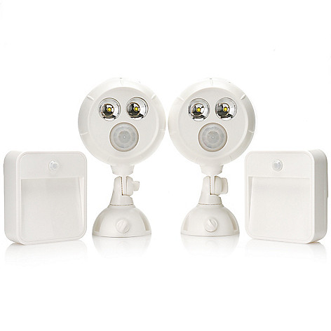 441-641 - Mr. Beams™ Four-piece LED Wireless Motion Sensor UltraBright & Bright Lights
