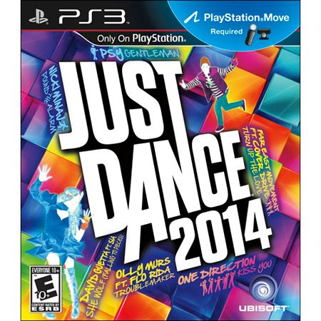 441-644 - Just Dance 2014 Game