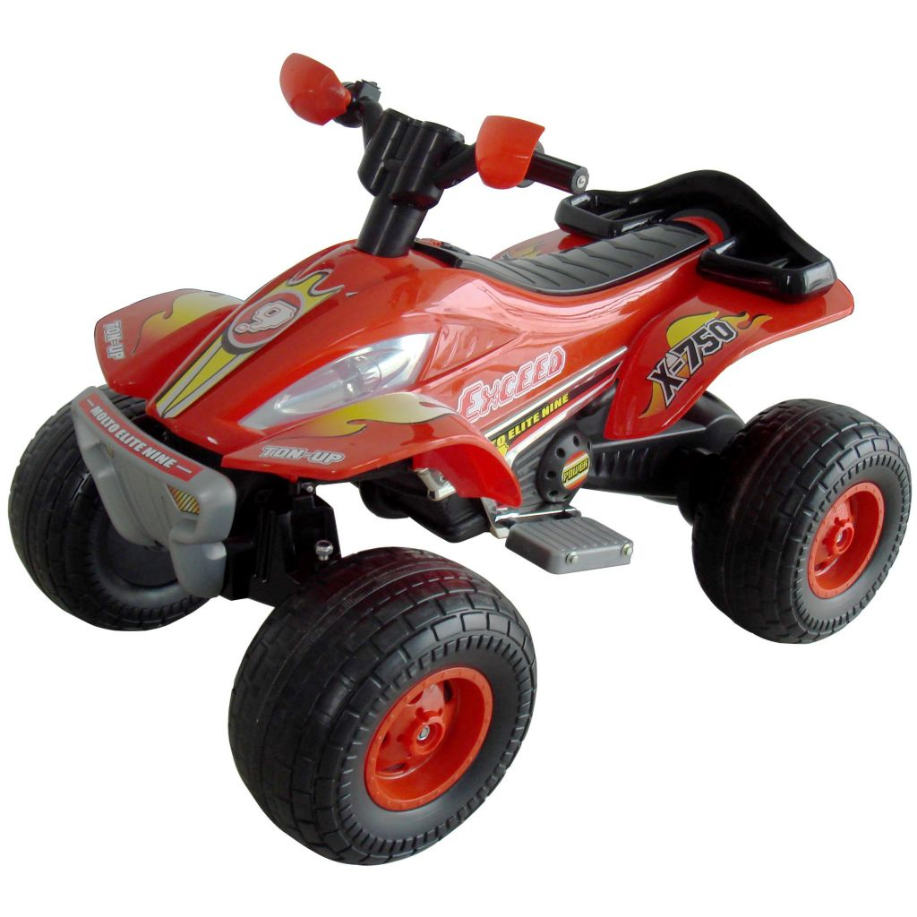 441-650 - Lil' Rider™ X-750 Exceed Speed Battery Operated ATV
