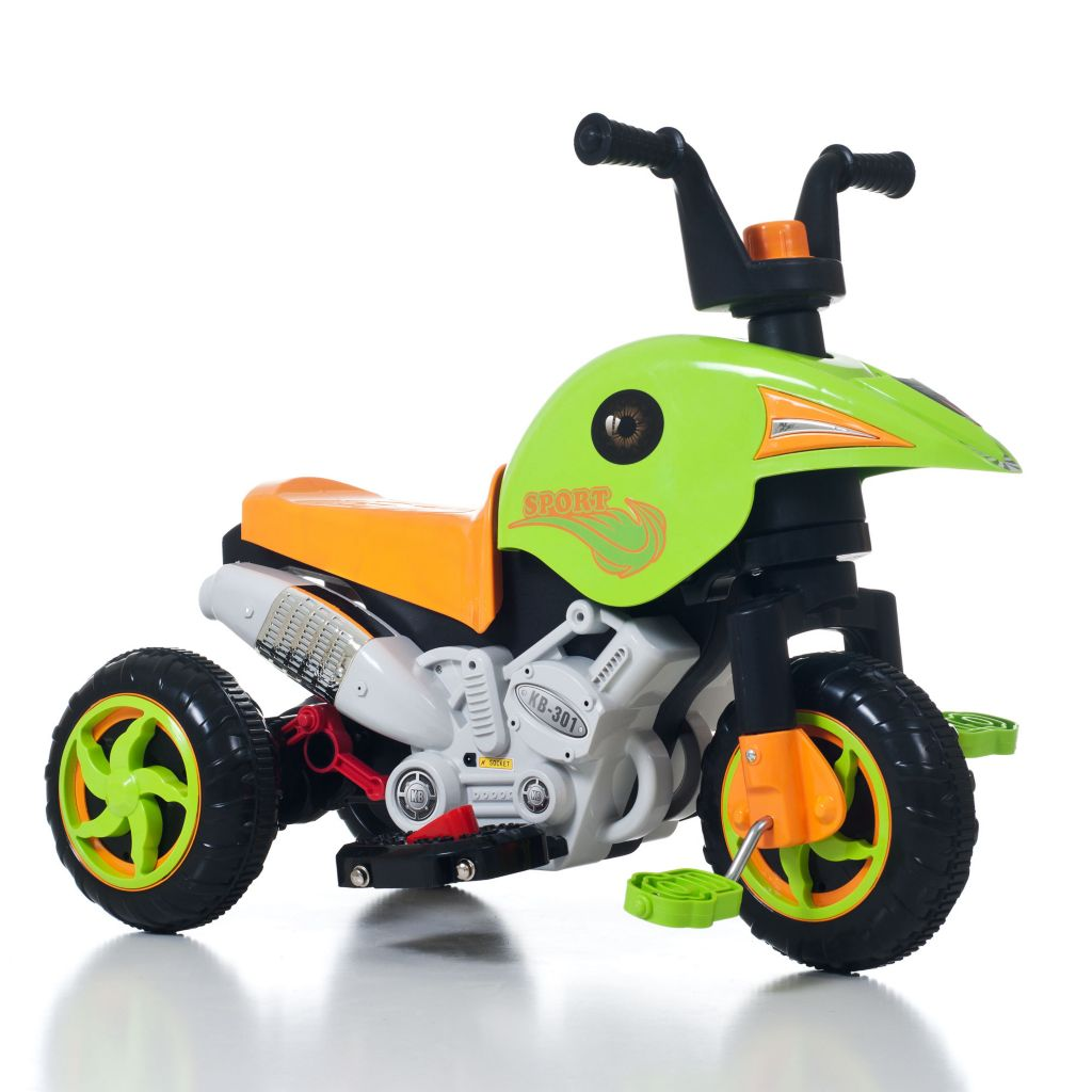 441-651 - Lil' Rider™ Gemini Dual Action Battery and Pedal Power Trike