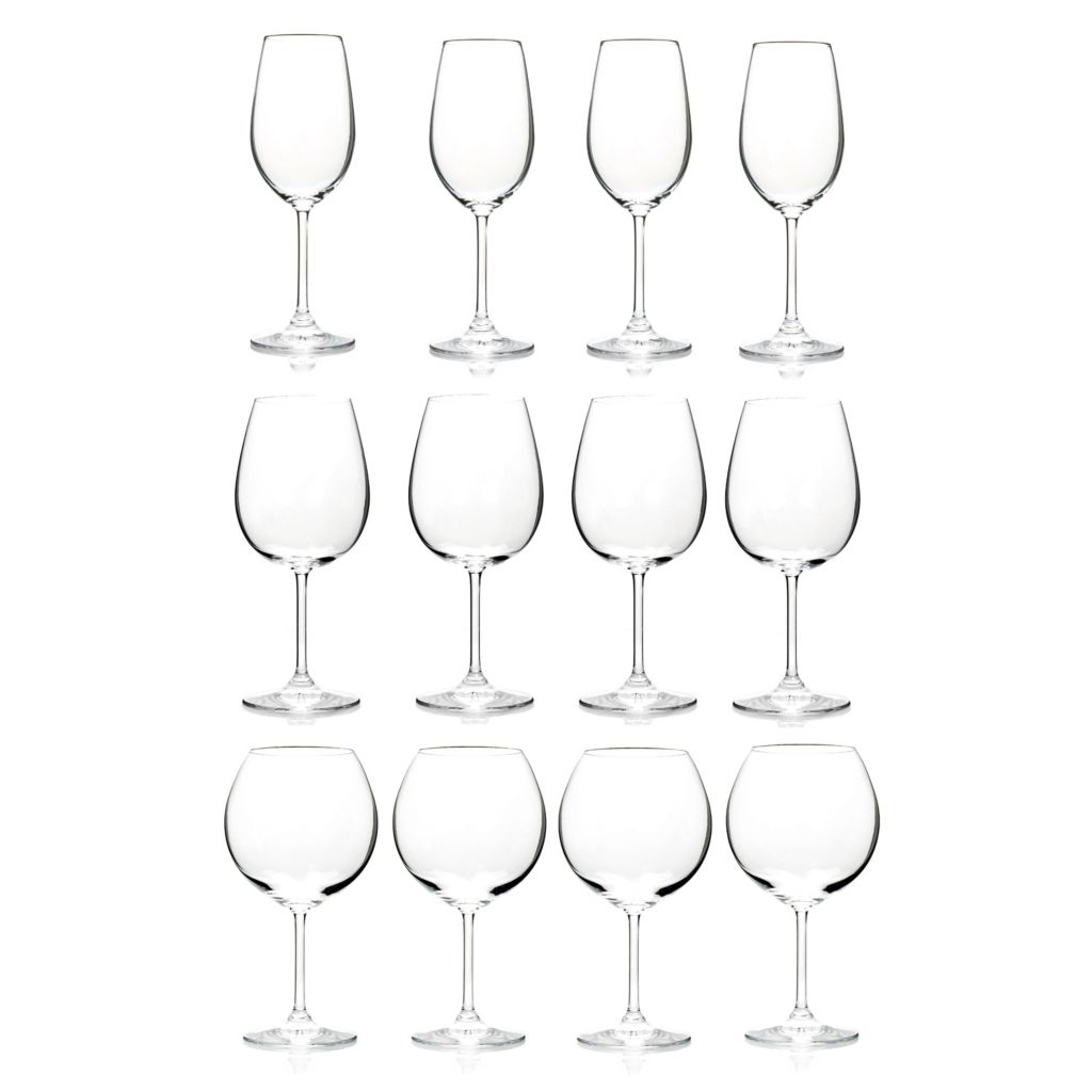 441-709 - Marquis® by Waterford® Vintage 12-Piece Crystalline Glass Set