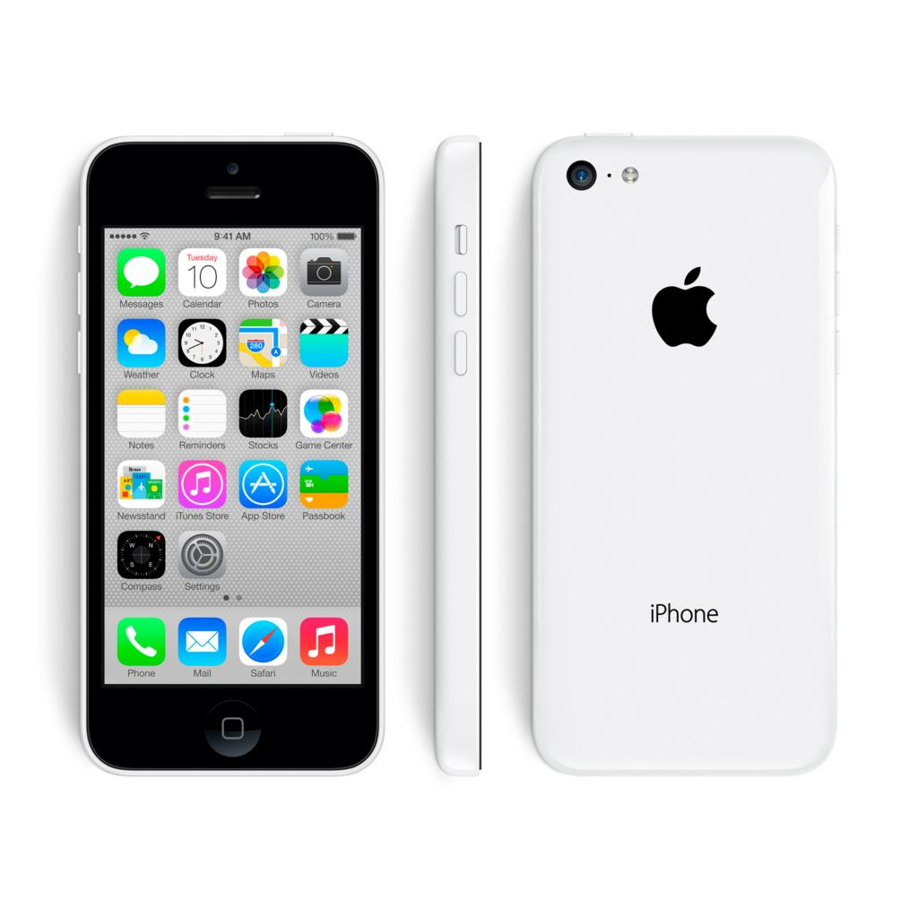 441-738 - Unlocked Apple iPhone 5c 16GB Smartphone