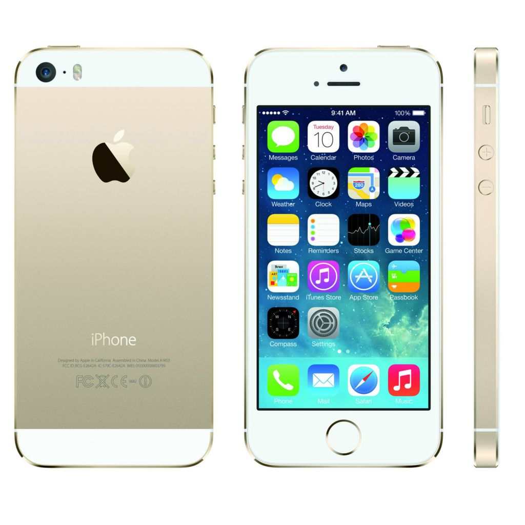 441-739 - Unlocked Apple iPhone 5s Smartphone