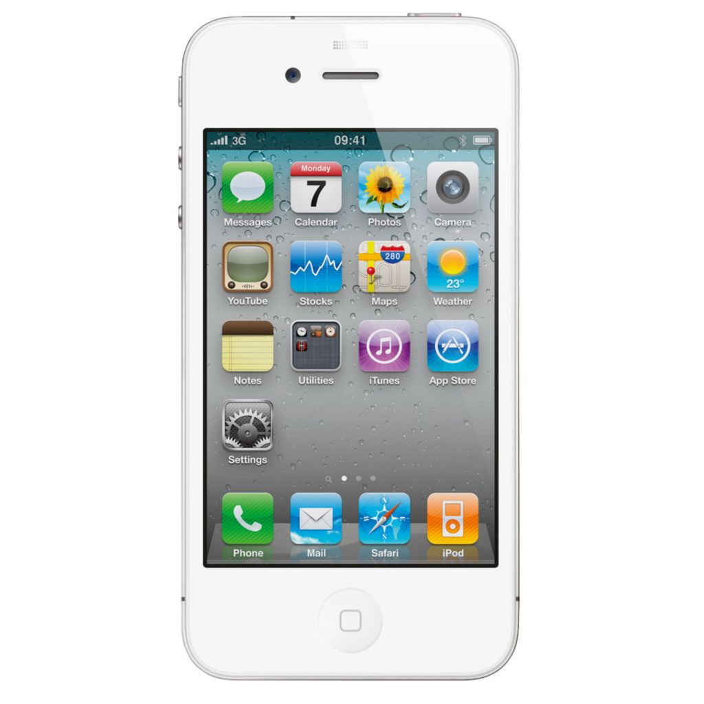 441-741 - Unlocked Apple iPhone 4s 8GB Smartphone